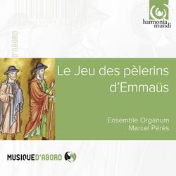 Le Jeu des pèlerins d'Emmaüs