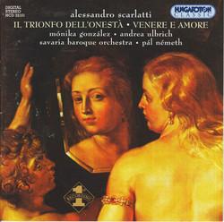 Scarlatti, A.: Cupido E Onesta - Il Trionfo Dell'Onesta / Venere Ed Amore