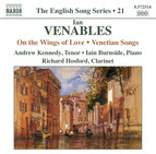 Venables: On the Wings of Love - Venetian Songs