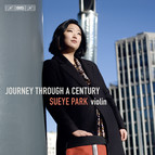 Journey through a Century - solo violin works