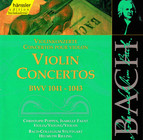 Johann Sebastian Bach - Violin Concertos BWV 1041-1043