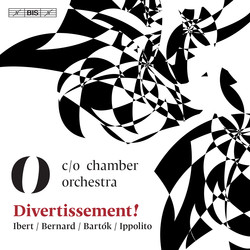 Divertissement! - Works for chamber orchestra
