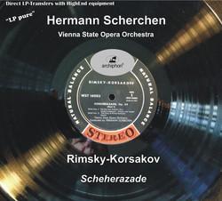 Scherchen Conducts Rimsky-Korsakov: Scheherazade (