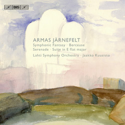 Armas Järnefelt – Orchestral Works