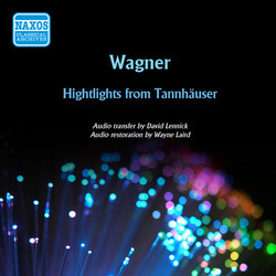 Wagner: Highlights from Tannhauser (1957)