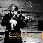 Paganini, N.: Violin and Guitar Music