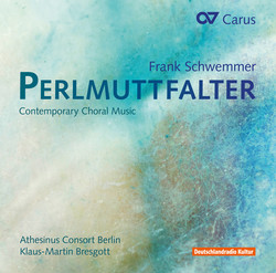 Perlmuttfalter: Contemporary Choral Music for Mixed Choir Acappella