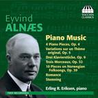 Alnaes: Piano Music