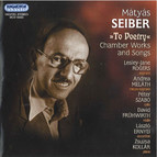 Seiber: Chamber Works and Songs