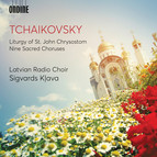 Tchaikovsky: Liturgy of St. John Chrysostom, Op. 41, TH 75 (Excerpts) & 9 Sacred Pieces, TH 78