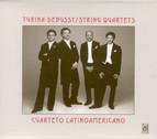 Turina, J.: String Quartet No. 1 / Debussy, C.: String Quartet, Op. 10