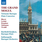 The Grand Mogul: Virtuosic Baroque Flute Concertos