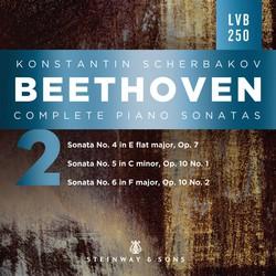Beethoven: Complete Piano Sonatas, Vol. 2
