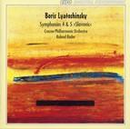 Lyatoshinsky: Symphony No. 4 & 5