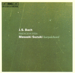J.S. Bach - French Suites