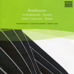 Beethoven: Violin Concerto / Sextet