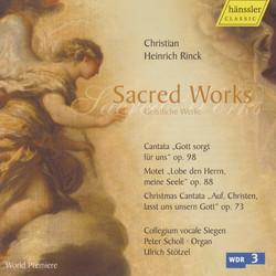 Rink: Sacred Works