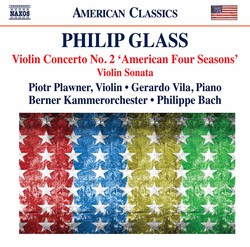Glass: Violin Concerto No. 2