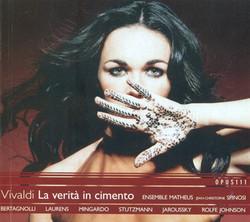 Vivaldi, A.: Verita in Cimento (La) [Opera] (Opera Teatrali, Vol. 2)