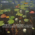 Taneyev & Glazunov – String Quintets