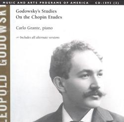 Godowsky, L.: Godowsky Edition (The), Vol. 4 - 53 Studies On the Chopin Etudes