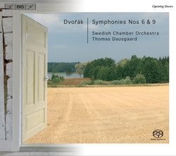 Antonín Dvořák - Symphonies Nos 6 and 9