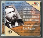 Tchaikovsky Violin and Piano Orchestras