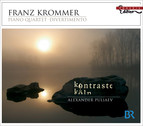 Krommer, F.: Divertimento in  F Major, Op. 96 / Piano Quartet in E Flat Major, Op. 95