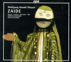 Mozart, W.A.: Zaide [Opera]
