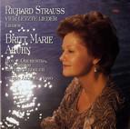 Strauss, Richard: 4 Letzte Lieder - Lieder