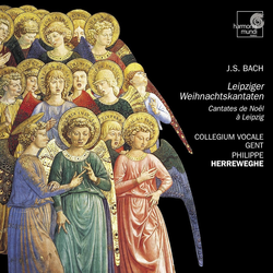 J.S. Bach: Christmas Cantatas in Leipzig