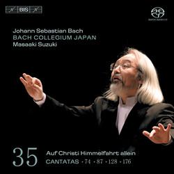 J.S. Bach - Cantatas, Vol.35 (BWV 74, 87, 128 and 176)