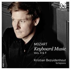 Mozart: Keyboard Music Vols. 8 & 9