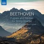 Beethoven: Works for String Quartet