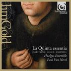 Palestrina, Lassus & Ashewell: La Quinta essentia