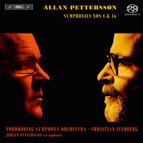 Allan Pettersson – Symphonies Nos 4 & 16