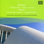 Brahms: Violin Concerto / Bruch: Scottish Fantasy