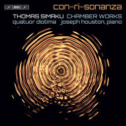 con-ri-sonanza - chamber works by Thomas Simaku