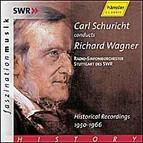 Carl Schuricht conducts Richard Wagner