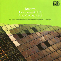 Brahms: Piano Concerto No. 2 / Schumann: Introduction and Concert-Allegro