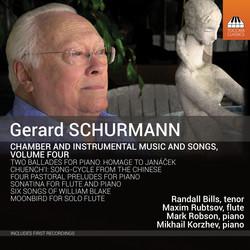 Chamber & Instrumental Music & Songs, Vol. 4