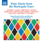 Flute Music from the Harlequin Years