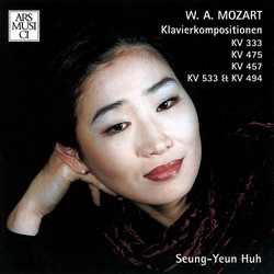 Mozart: Klavierkompositionen - K. 333, 475, 457, 533 & 494