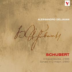 Schubert: Sonata in D Major, D. 850 & 3 Klavierstücke, D. 946