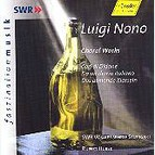 Luigi Nono - Choral Works