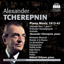 Tcherepnin: Piano Music (1913-61)