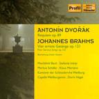 Dvorak: Requiem - Brahms: 4 Ernste Gesange
