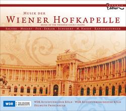 Choral Music - Eybler, J. / Herbeck, J.R. / Salieri, A. / Mozart, W.A. / Haydn, M. (Musik Der Wiener Hofkapelle)