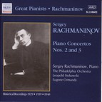 Rachmaninov: Piano Concertos Nos. 2 and 3 (Rachmaninov) (1929, 1940)