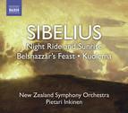 Sibelius, J.: Night Ride and Sunrise / Belshazzar's Feast Suite / Kuolema